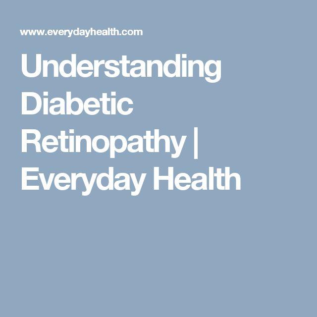 Understanding Diabetic Retinopathy | Everyday Health