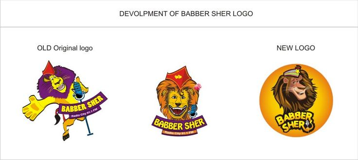 Radiocity- Babber Sher logo