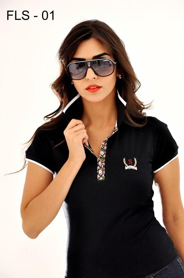 Tricostura Gola Polo, Ribanas, Retilínias, Gola V, Fio Indigo, Golas Carecas, Ribanas, Barras de camisas | Moda Feminina