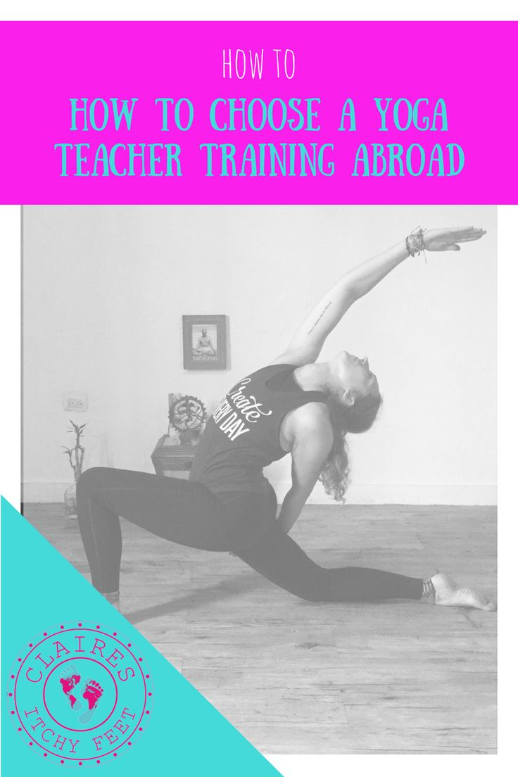 If you are thinking of going abroad to do your 200 hour Yoga Teacher Training abroad there are some things you should consider before paying your deposit.