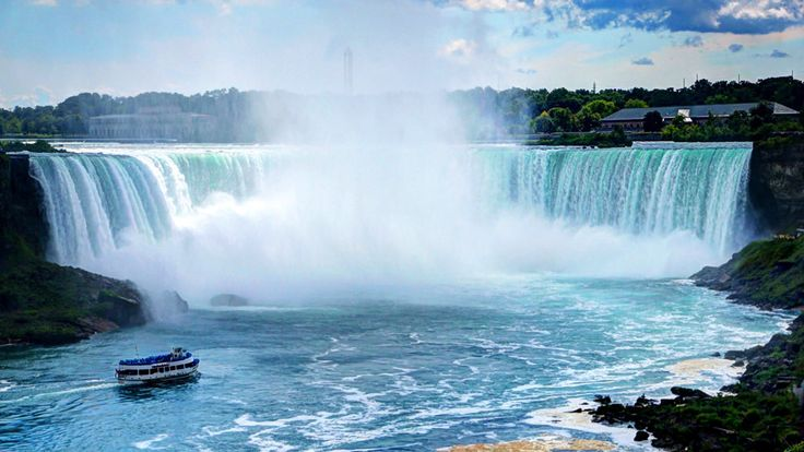 Niagara Falls is a place beautiful and majestic place that makes its home between the borders of Canada and the U.S. These waterfalls draw millions of people from all across the world to their natural beauty, peace and serenity. Getting to Niagara falls is easy because the surrounding cities, Ontario and New York are connected by international bridges. http://Summerfunguide.ca offers helpful and useful information about planning a trip to Niagara Falls attractions.