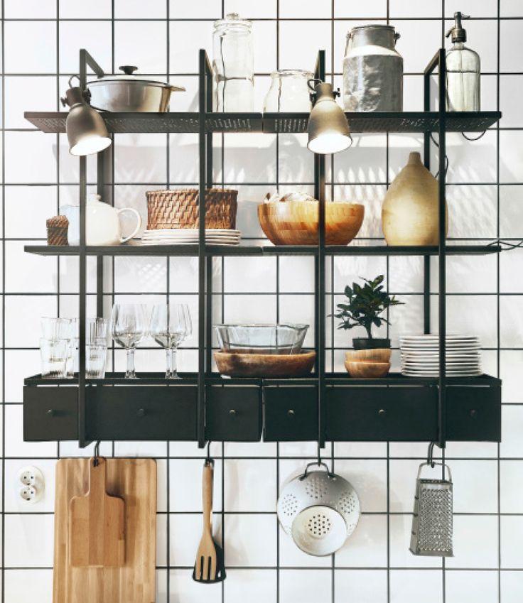 die besten 25 ikea platten aufbewahrung ideen auf. Black Bedroom Furniture Sets. Home Design Ideas