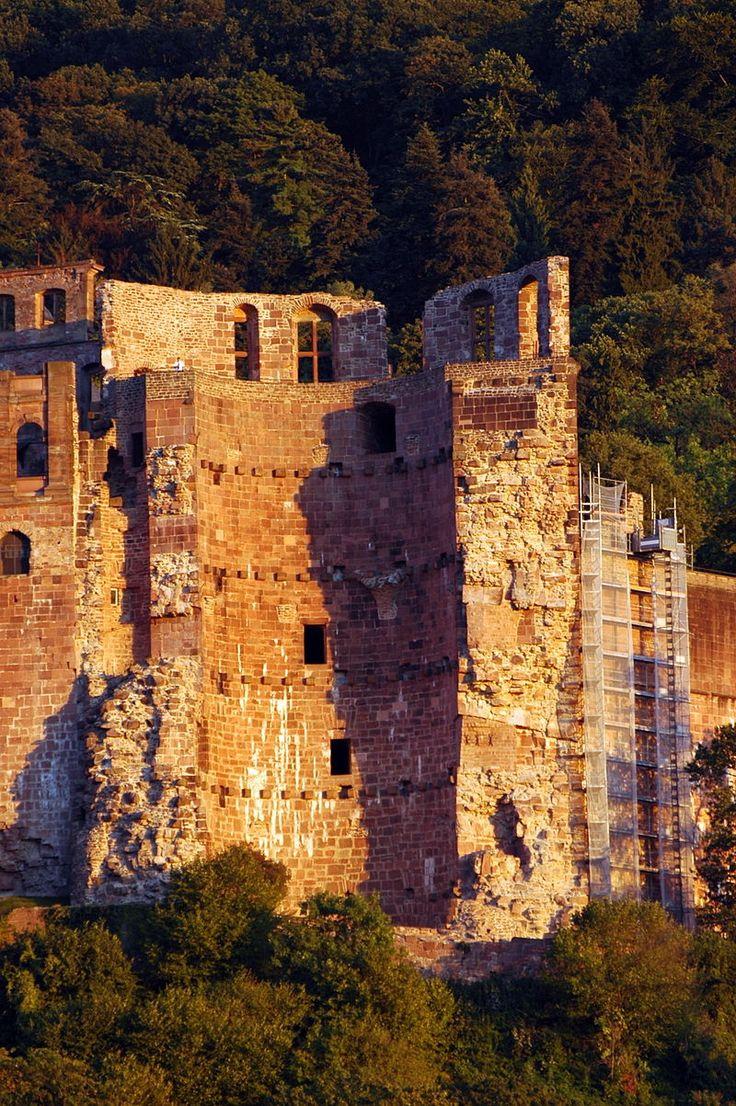 """2- Heidelberg Schloss. - § E. CHARLOTTE DE BAVIERE: En épousant Philippe d'Orléans, frère du roi Louis XIV, Elisabeth Charlotte devint duchesse d'Orléans et porte à la cour le titre de """"Madame"""", titulature conférée à l'épouse du 1° frère cadet du roi régnant. E, France, par convention et du fait de son appartenance à la maison de Wittelsbach, elle est appelée """"Charlotte-Elisabeth de Bavière""""."""