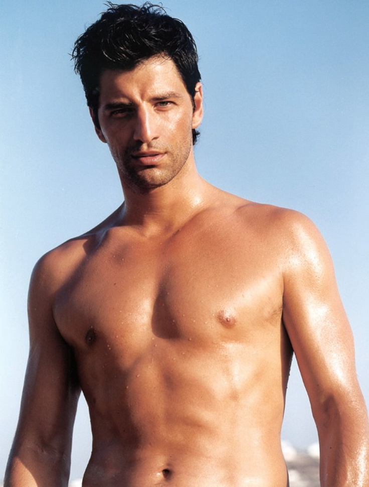 Sakis Rouvas (dye his hair strawberry blonde)- Hercules (also Sakis is actually Greek too)