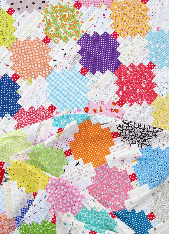 Courthouse Steps Quilt Red Pepper Quilts Free Pattern
