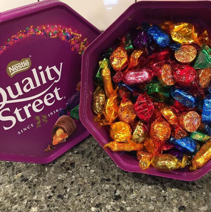 Nestle Quality Street Chocolates