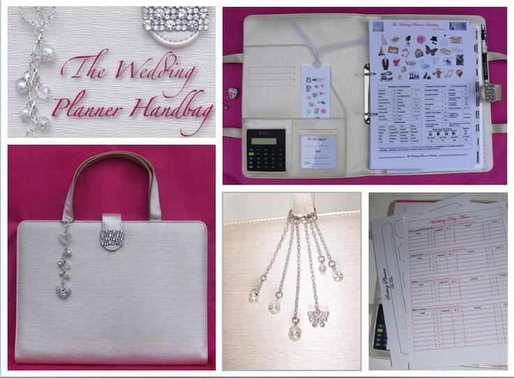 The Wedding Planner Handbag A Bride To Bes Mobile Office Folder