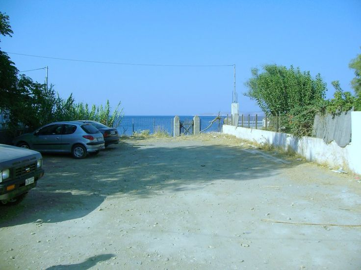 seafront plot 1258 m2 in Skyros island, Greece. In Kalamitsa village. Buildable, 2 meters from the sea, access by main road, oblong, with a facade of 12 meters. structure factor: 0,5 and coverage…