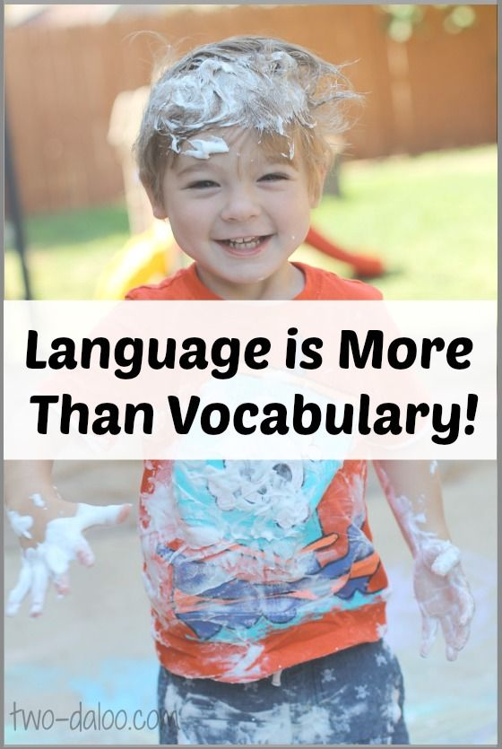 If you have ever wondered about your toddler's language development, this is a must read post! Discusses why simply counting your child's words is not a reliable indicator of how your child's communication development is progressing.