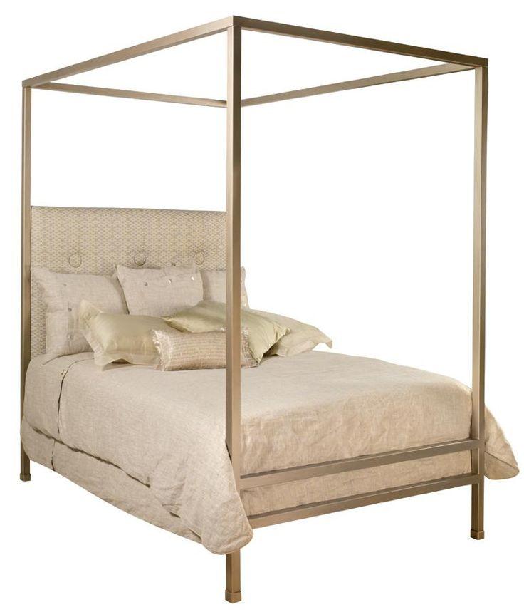 Four Poster Bed Bedroom Design