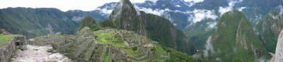 The inca city of Machu Picchu country : Peru place : near Cuzco!