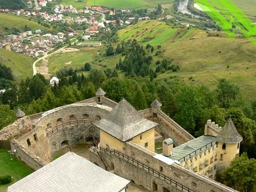 Stará Ľubovňa slovakia europe - http://www.discoverthetrip.com/city/stara-lubovna-star-ubov-a.html