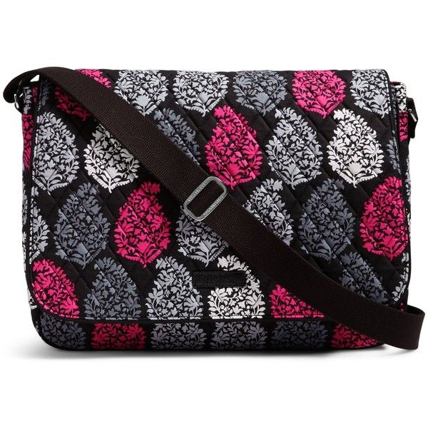 Vera Bradley Laptop Messenger Crossbody in Northern Lights ($44) ❤ liked on Polyvore featuring bags, messenger bags, northern lights, courier bag, crossbody bags, vera bradley bags, cross body and pocket bag