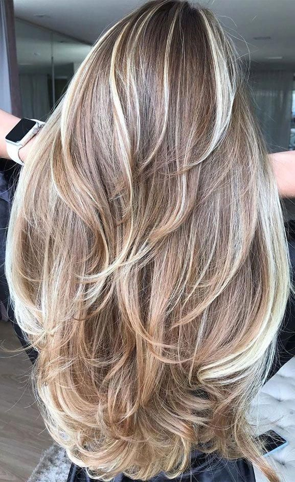 Best Hair Color Trends 2020 Light Brown Hair Colors Brown Hair Colors Brown Honey Hair Color F In 2020 Brown Hair Trends Light Brown Hair Brown Hair With Highlights