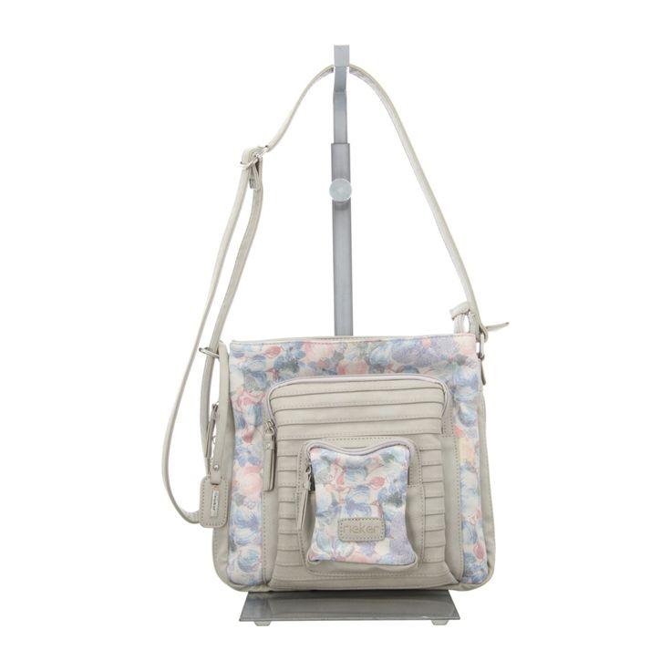 NEU: Rieker Handtaschen H1046-80 - ice/blau -