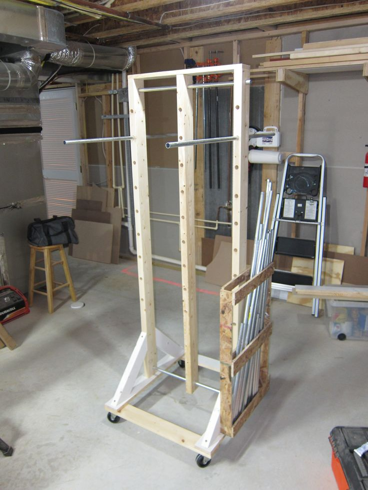 Drying Racks For Cabinet Frames ~ Images about shop on pinterest saw horses