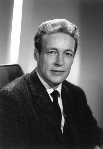 Russell Johnson (1924 - 2014) the Professor on Gilligan's Island