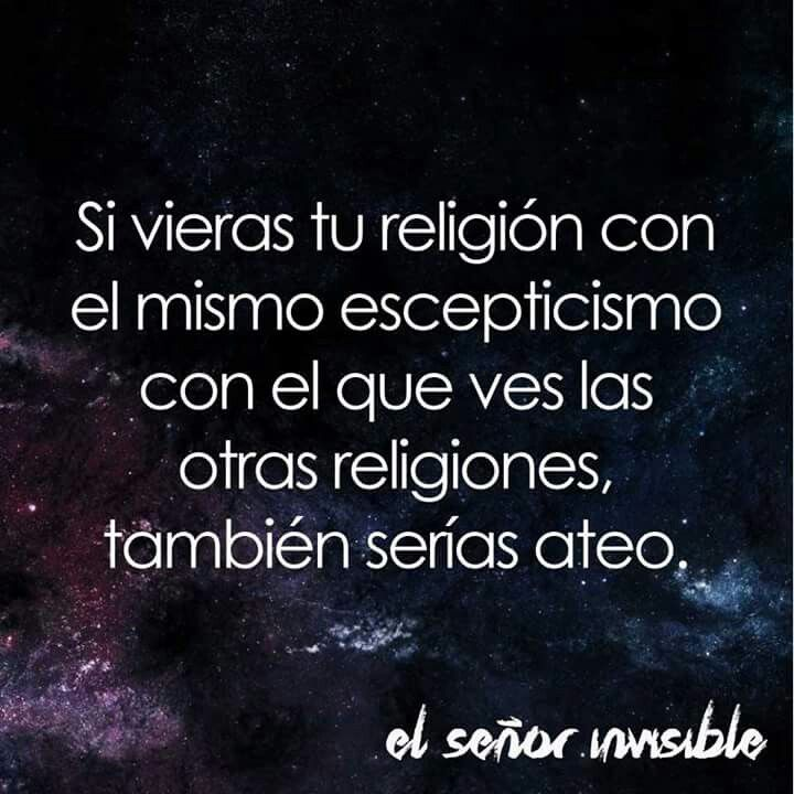 Religión ateo