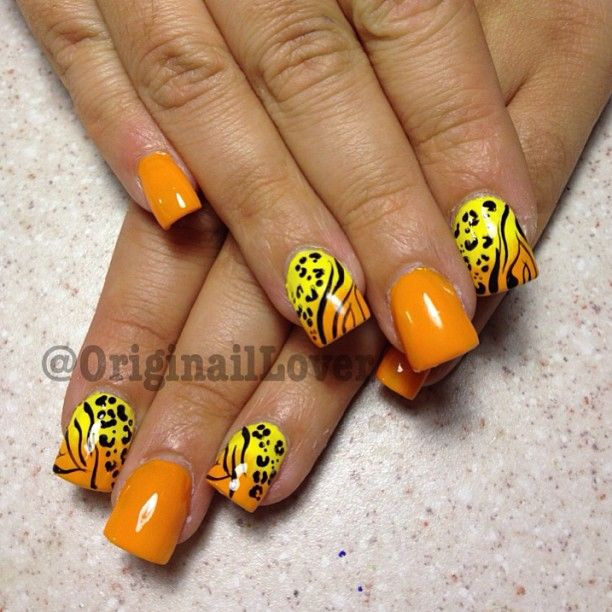 African Nail Art: 58 Best African Nail Art Images On Pinterest