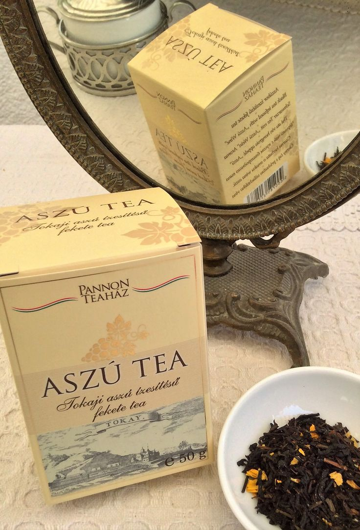 Tokaj wine tea