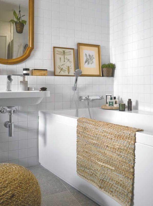 Úzašná proměna koupelny