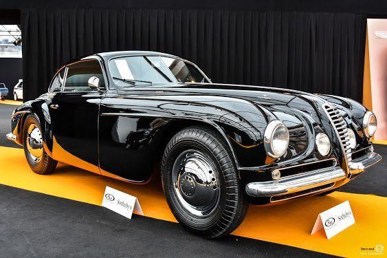 #Alfa_Romeo # 6C 2500 SS Coupe Villa d & # 39; Este Paar #Touring eine Exposition R bevorzugen …   – Auto