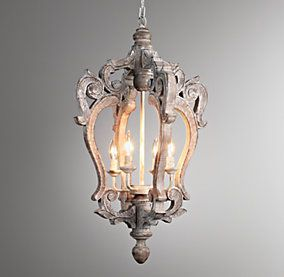 All Ceiling Lighting | Restoration Hardware Baby & Child-millou large pendant