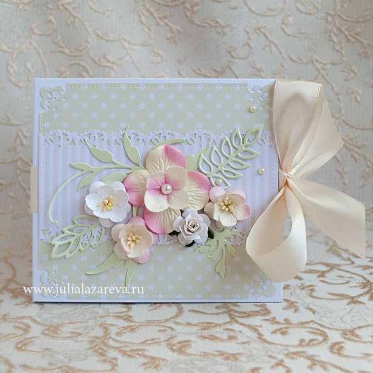 Конверт для диска с записью свадебной фотосессии  #card #scrapbooking #postcard #scrap