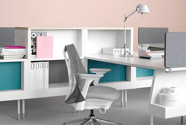 Public Office Landscape - Office Furniture System - Herman Miller