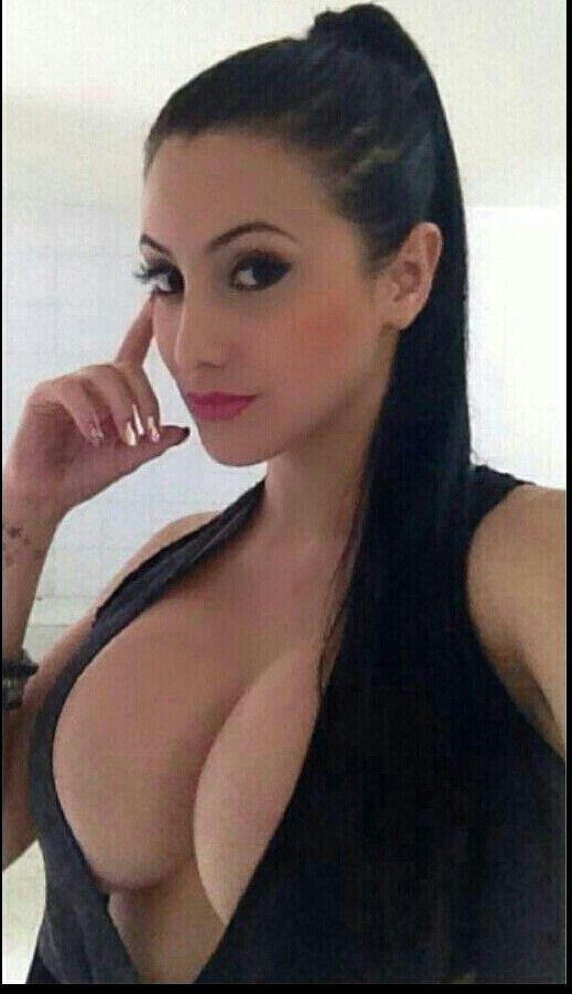 Latina sexy naked mirror