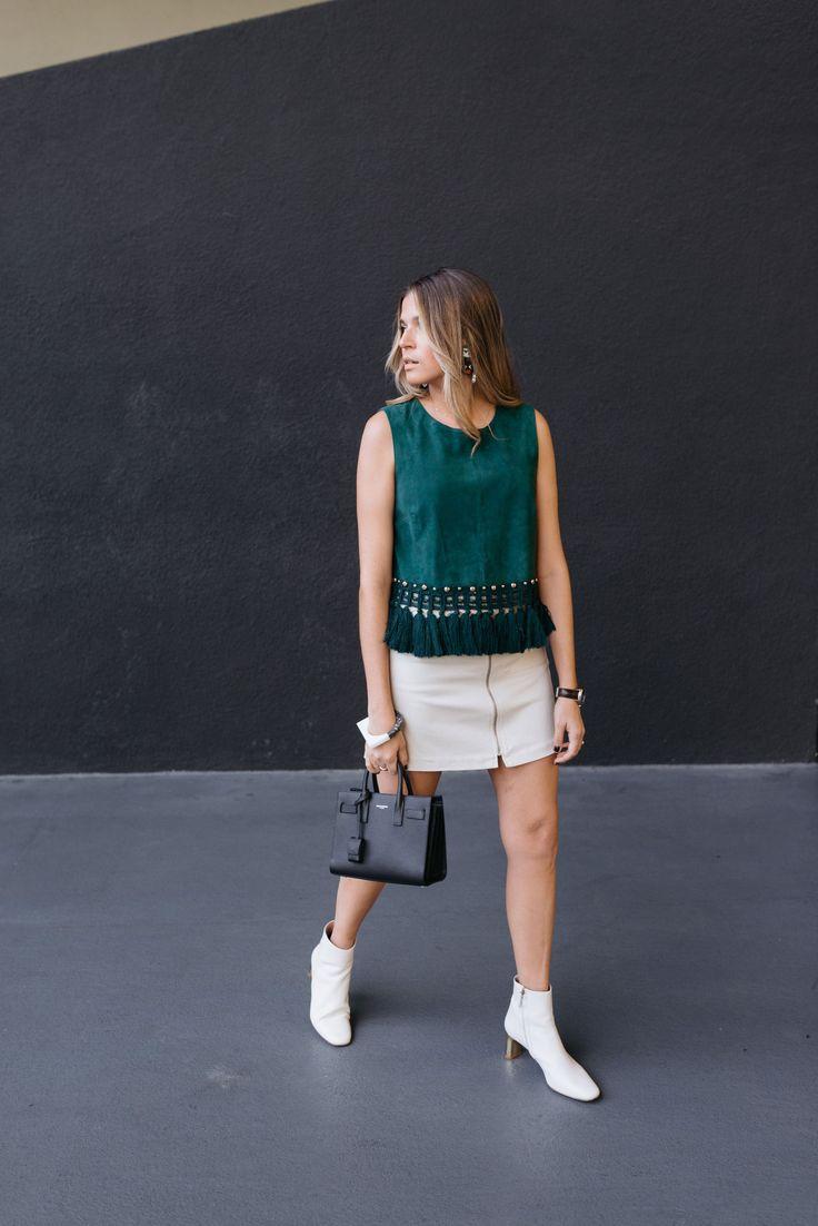 5 Ways To Style A Boho Blouse