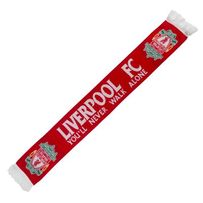 Liverpool scarf (to hang, not to wear)