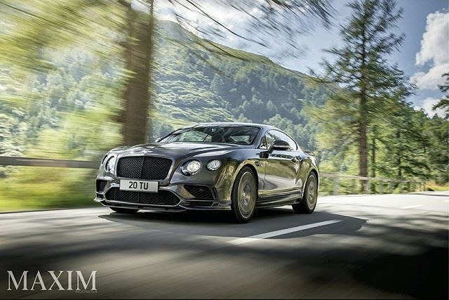 The upcoming Continental Supersports will be the most powerfulBentleyever and at at a maximum of 209 mph0 to 60 mph in 3.4 secondsthefastestfour-seatcar on the planet. | @bentleymotors | . . . #thismaximlife #maximindonesia #maximrides #fourseater #fastest #bentley #continental #supersports  via MAXIM INDONESIA MAGAZINE OFFICIAL INSTAGRAM - Luxury Lifestyle  Entertainment  Girls  Gaming  Tech  Fitness  Cars  Sports  Fashion