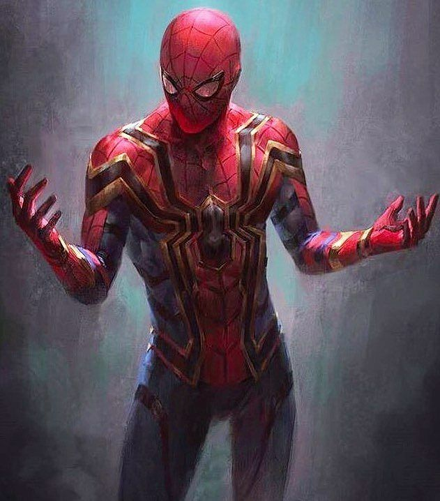 "11.4k Likes, 93 Comments - STAY VENOMOUS  Cris (@mcg_venom) on Instagram: ""This is amazing  Art by: @wisnutan #Spiderman #marvel #fanart"""