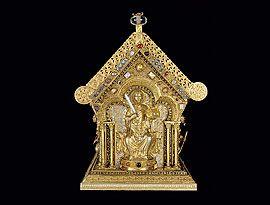 Relikviář svatého Maura