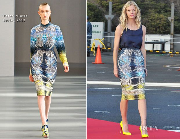 Brooklyn-Decker-In-Peter-Pilotto-'Battleship'-Japan-Photocall