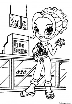 lisa frank coloring pages print out for girls printable coloring pages for kids - Lisa Frank Printable Coloring Pages