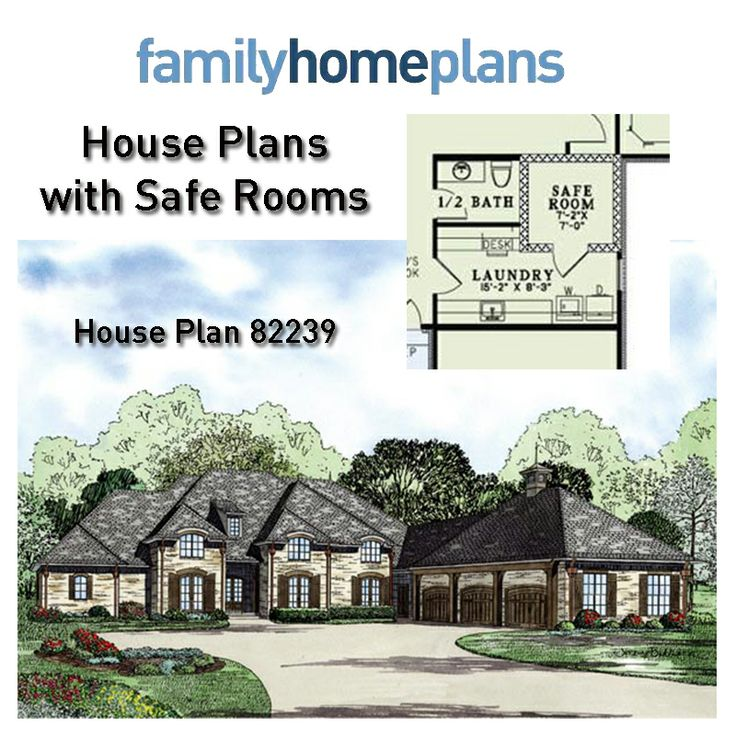 House Plans With Safe Rooms Safe Room Plan Drawing And
