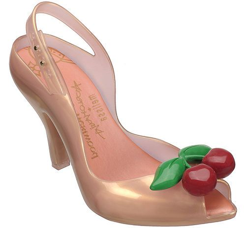 Vivienne Westwood 'Melissa Jelly Shoes' in pink <3