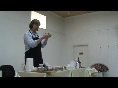 Σεμιναριο Decoupage Maxicolor Μέρος 1 - YouTube