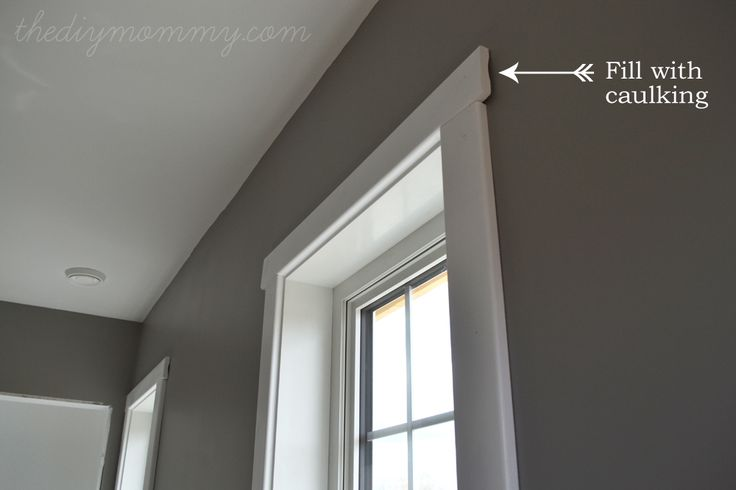 We'll likely pay someone to remove and then re-install all of the baseboards, window and door trim and crown molding in a craftsman style. Description from thediymommy.com. I searched for this on bing.com/images