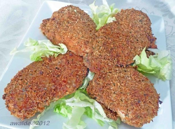 Weight Watchers Parmesan Chicken Cutlets Recipe - Food.com - 185342