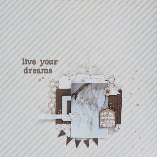 scrapki.pl: Live your dreams by Asia