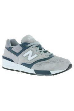 New Balance 597 Schuhe Herren Sneaker Turnschuhe Grau ML597GSC https://modasto.com/new-ve-balance/erkek-ayakkabi/br1248ct82 #erkek