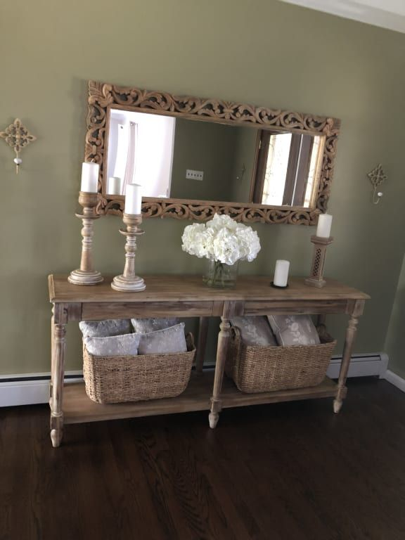 Everett Foyer Table Affordable Home Decor Decor Home Decor
