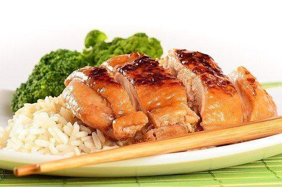 Курочка на японский манер. Курочка по этому рецепту получается вкусной и нежной