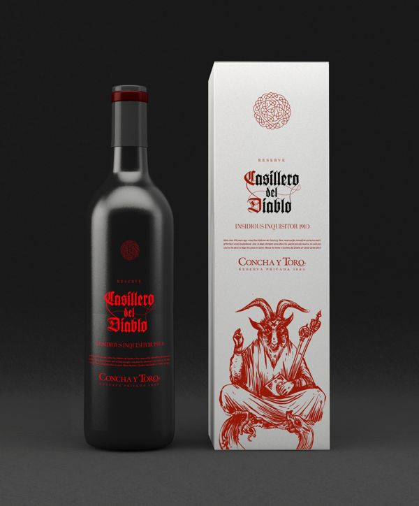 Casillero del Diablo logo by emptypage