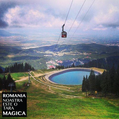 Poiana Brașov. Fotografia vine de la @Emilvladu . Felicitări! #romaniamagica