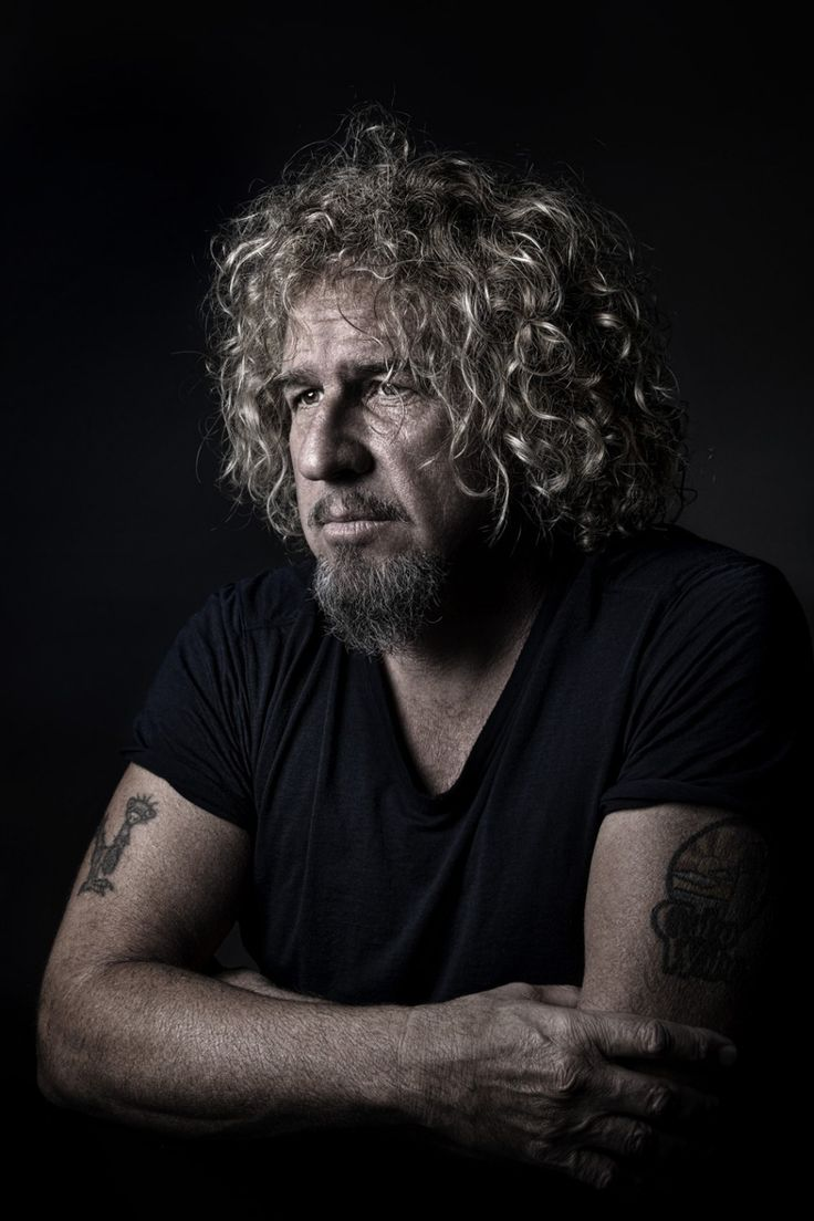 Sammy Hagar, by Mike Campau