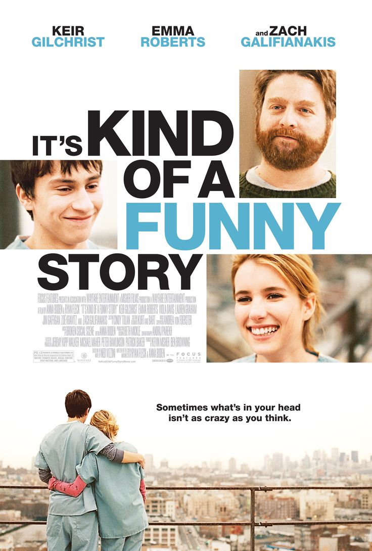 It's Kind of a Funny Story (2010) Directed by Anna Boden and Ryan Fleck